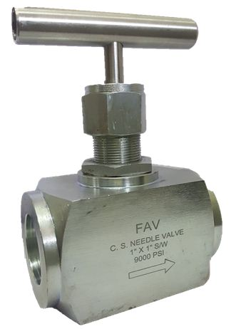 Specification : 14mm Durable High Temperature High Pressure Needle Valve Socket Weld Stainless Steel Weld Type Needle Valve 3//8-1 Inch 12mm-28mm