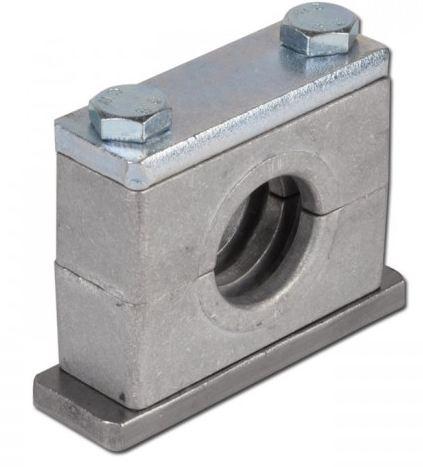 Aluminium Pipe Clamps