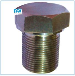 Carbon Steel A105 Gr B Shoulder Spare Plug