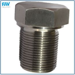 Monel 400 Shoulder Spare Plug