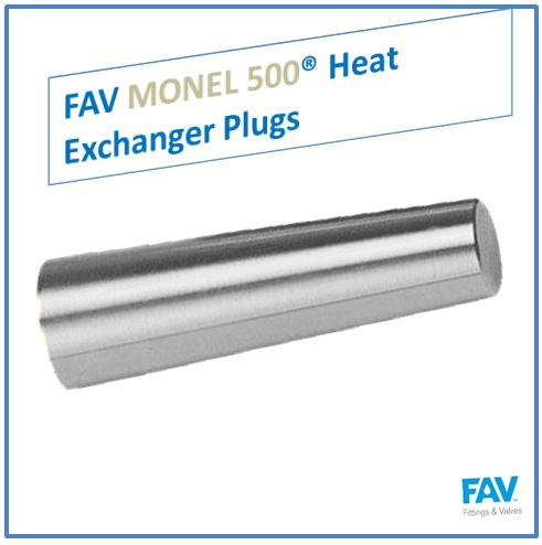 Heat Exchanger tube Plugs