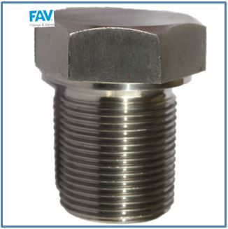 Stainless Steel Shoulder Spare Plugs