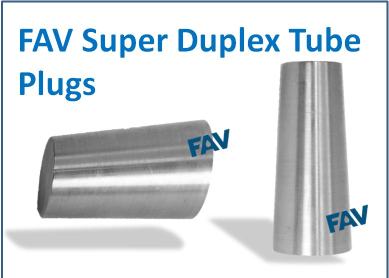 Tapered Tube Plugging