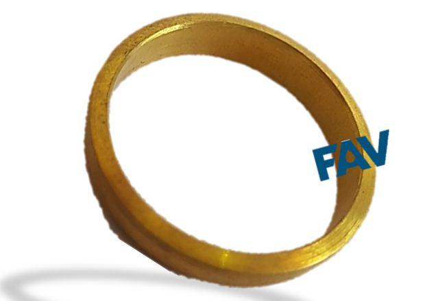 Brass Back Ferrule