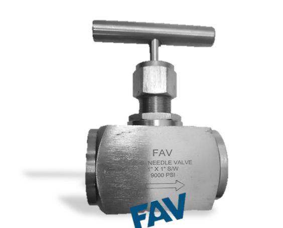 High Pressure Carbon Steel Needle Valve 700 Bar