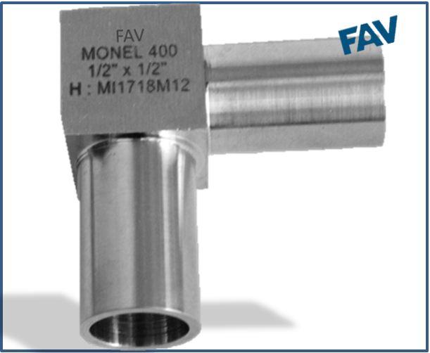 Micro Elbow 90 deg weld fittings