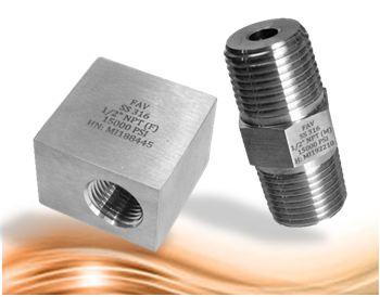 High Pressure Pipe Fittings 15000 PSI