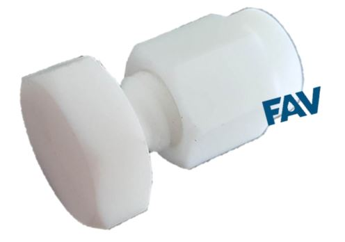 PTFE Tube Cap