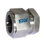 Cab End Tube Double Ferrule Fittings
