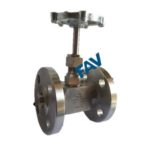 Instrumentation Flanged Needle Valve