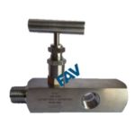 Stainless Steel Gauge Root Valve