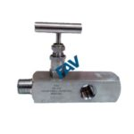 Stainless Steel Gauge Valve