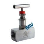 Stainless Steel Needlew Valve