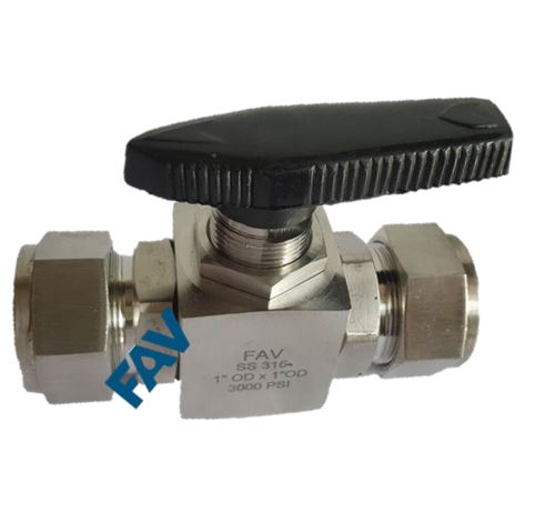 Panel Ball Valve,Double Ferrule Ball Valves