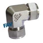 Union Elbow Double Ferrule